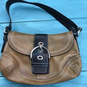 Gently Used Coach Bag